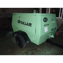 Compresor Sullair D 185pcm Motor Jhondeere Listo P/trabajar
