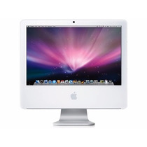 Apple Imac 17 Core 2 Duo 160gb Dvd±rw 1gb Ram Expandible