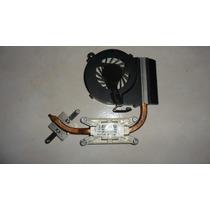 Ventilador/disipador Para Hp G42-240la Vbf