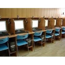 Computadoras Para Cyber Cafe Cpu Y Monitor Lcd Paquete !!