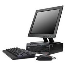 Computadoras 2gb De Ram Disco De 80 Gb Lcd 17 Para Cyber !!