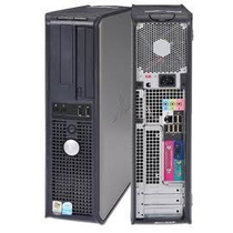 Cpu Barato Para Ciber Dell Optiplex Gx 620 P4 3.4ghz,1g,160g