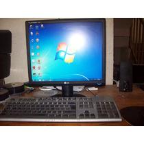 Computadora Escritorio Windows 7 Dd 1tb 17¨ Todo Incluido