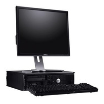 Dell 780 Core2duo 6.0,4gb Ddr3,250gb,dvdrw,cardreader,lcd 17