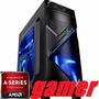 Computadora Cpu Gamer Amd 10 Nucleos 8gb 500gb + Radeon R7