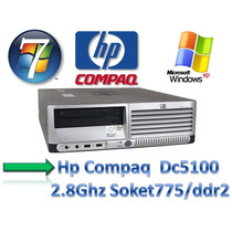 Oferta Cpu Barato P4 Ht 2.8 Ghz 775/1giga Ddr2/40 Gigas Vv4