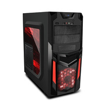 Pc Cpu Gamer Plus 6 Nucleos 8gb Ram 1tb Quemador Dvd #c