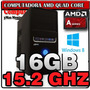 Cpu Gamer Amd Quad Core A10 7700k 15.2 Ghz 16gb Ram Hdmi Vga