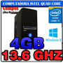 Cpu Intel Quad Core I7 4770 13.6ghz 4gb Ram Hdmi Vga 500gb