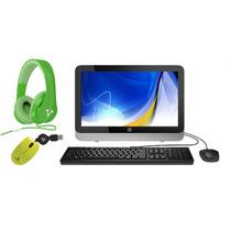 Computadora All In One Hp 18.5 + Diad. Vorago + Mouse