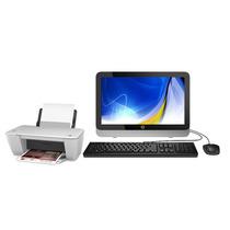 Computadora Hp All In One 18.5 Dd 1tb Ram 8gb + Multi 1515