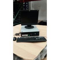 Remate Computadoras Hp Dc5850 Dual Core+lcd 15
