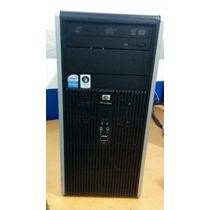Pc De Escritorio Hp Dc5800 Microtower, Monitor Samsung 701n