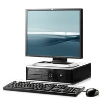 Gran Remate Hp Core2duo 2gb 160gb Lcd 19 Wide Completa Lista