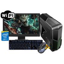 Computadora Cpu Core I7 2tb 120gb Ssd 16gb Ram Mon+tec+mouse
