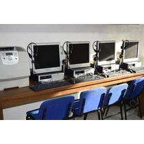 Paquete Hp Ciber Cybe Con Servidor Impresora Laser Gratis