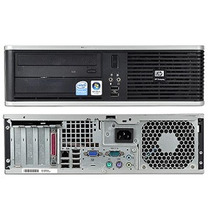 Gran Oferta Equipo Hp 5800 Core 2 Duo Cpu 2gb Para Cyber !!