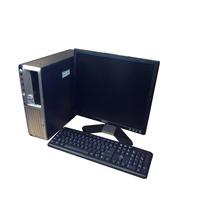 Computadora Hp 7600 Pentium D 2.8 Gh 2gb Ram Monitor 17 Dell