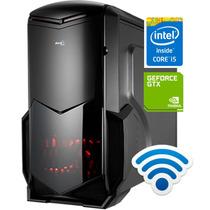 Cpu Hard Gamer Workstation Core I5 8gb 1tb Gtx950 600w 80+