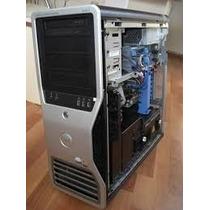 Estacion De Trabajo Dell 690 Corequad Xeon.