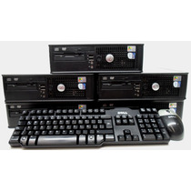Dell Optiplex 755 Intel Core 2 Duo 2.3,2gbram,160disco,combo