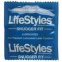 15 Condones Wear Iron Grip Lifestyles Snugger Apretado Chico