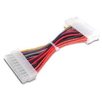 Cable De 15cm Adaptador De Fuente De Poder Atx 20 A 24 Pin -