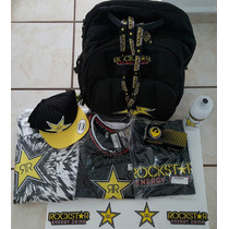 Rockstar Paquete De Accesorios.. Se Un Verdadero Rockstar