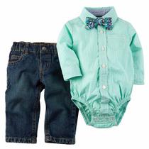 Carters Conjuntos Ropa Bebes Niñas Niños Importacion Vestido