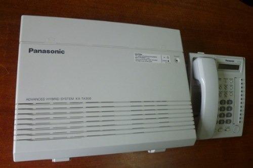 Panasonic kx ta инструкция