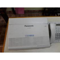 Conmutador Panasonic Kx-tes824 , 3 Lineas 8 Extensiones