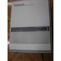 Conmutador Panasonic 3 Lins Con 7 Tels-asesoria Total S/c