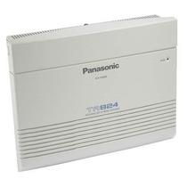 Conmutador Panasonic Kxta824 3 Líneas 8 Extensiones