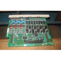 Tarjeta Panasonic Kx-ta30877 De 3 Linea 8 Extensiones