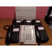 Paquete De Central Telefonica Kx-ta308 Panasonic