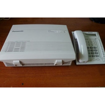 Conmutador Panasonic Kx-ta308 Con Multilinea Kx-t7730