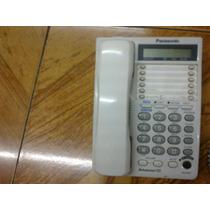 Telefonos Panasonic Kx-ts208- Manos Libres 2 Lins Memorias
