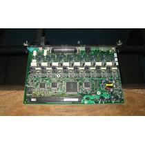 Tarjeta Dhlc8 Panasonic Kx-tda0170 De 8 Ext. Hibridas