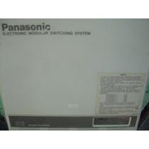 Panasonic 6 Lineas Y 16 Ext. Con Tel Programador Kxt7730