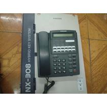 Rematote Conmutador Samsung 3 Lineas 8 Exts Con Tel Ejecutiv