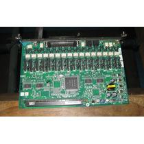 Tarjeta Slc16 Panasonic Kx-tda0174 De 16 Ext. Analogicas