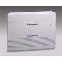 Tes824 Central Telefonica Panasonic De 3 Lineas 8 Extensione