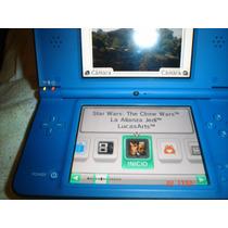 Nintendo Dsi Xl Con Mochila Y 20 Juegos (mario,zelda,diddy)
