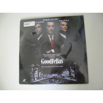 Laser Video Disc Goodfellas Martin Scorsese Picture 1990