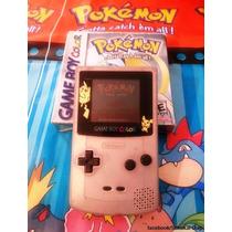 Gameboy Color Pokemon Gs Funcionando Al 100% / Pikachu