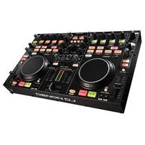 Denon Mc-3000 Mixer Controlador Profesional Para Virtual Dj