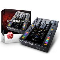 Traktor Kontrol Z2 El Mixer Usb Mas Avanzado Para Dj Pro