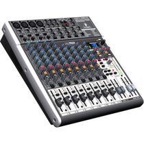 Behringer Xenyx X1622usb Mezclador De Audio 16 Entradas