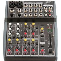 Pyle Pro Pexm801 Mezclador De Audio 10 Canales