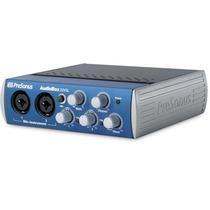 Presonus Audiobox 22vsl | 2 In Usb Interface Grabadora